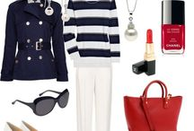 Nautical but nice! / Fashion, Beauty & Style Inspiration.  NO PINNING LIMITS HERE!  It's ok to PIN away, we don't care!  Pinterest is for those who❤️to share! xx