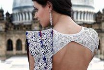 Saris, Lenghas, & Anarkalis, oh my! / South Asian - Indian, Pakistani, Bengali, etc fashion!