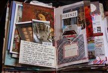 Smashbook & Travel Journaling