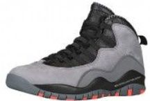 Jordan Retro 10 Cool Grey Infrared 2014 / Our Jordan Retro 10  factory outlet with its low price and high quality and hot sale,and free shipping for any order,Cool grey 10s Outlet. http://www.thebluekicks.com / by Buy Cheap Jordan Shoes For Sale, Air Retro Jordans Women Men Gs Kids