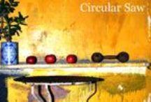 Kolekcja CIRCULAR SAW ze strony www.gdel.pl / Niezwykle oryginalne stoliki wykonane z odzyskanych kół zębatych  to tylko zapowiedź tego, co wielbiciele recyklingu i industrialnego stylu  znajdą w kolekcji Circular Saw.  Zapewniamy, że będą to niepowtarzalne egzemplarze!
