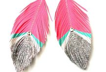 Earrings / Please feel free to repin as much as you like from any of our boards because that's what Pinterest is all about!  Happy Pinning! ❤️ Rebel Elle xx