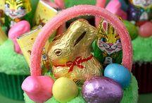 Easter bunny stuff