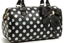 Polka Dots / Spots & Dots: Fashion, Beauty & Style Inspiration.  NO PINNING LIMITS HERE!  It's ok to PIN away :-) xx