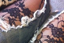 Lace / So delicate, pretty & feminine, yet sooo very sexy!  Fashion, Beauty & Style Inspiration.  NO PINNING LIMITS HERE!