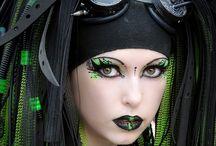 Cyber Punk/Goth