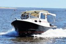 """Eastern Boats / From the """"Down East"""" boat builders, Eastern Boats, Wefing's brings more quality and excellence of design to the Gulf Coast."""