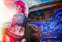 Tattoo & Street / Imagens de referência