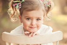 Fotografia de crianças / Imagens de referência