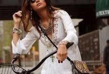 Boho,Gypsy,Hippie Fashion