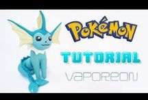 Pokemon tutorial (DIY and other)