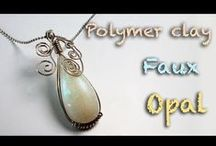 Polymer clay and FIMO tutorial