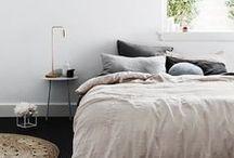 Bedroom inspo / beautiful bedrooms