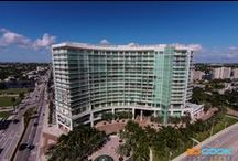 The Plaza at Oceanside Condominium Pompano Beach / South Florida's hottest new address, The Plaza at Oceanside presents one of the most unique living experiences available today. At the heart of the 17-story luxury tower, residents can indulge in the approximately 40,000 square feet of indoor and outdoor designer amenities defining the concept of a resort destination location. With views of either the Atlantic Ocean or Intracoastal Waterway, the residences offer the perfect escape beyond the normal day-to-day. http://EdCookRealEstate.com