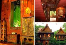 Jim Thompson house / Jim Thompson House