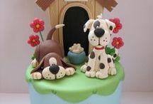 Bolo temático / Cakes / Bolos decorados de diversos temas