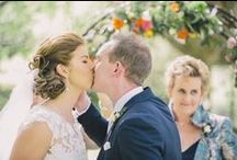 Honeysuckle Weddings / browse through some of my recent wedding gigs!