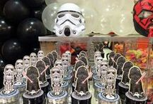 Star wars ideias para festa
