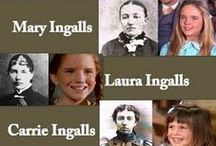 Laura Ingalls and the little house on the prairie