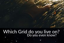 Gridcode2 Where? / Which Grid do you live on? New visual self-help book.