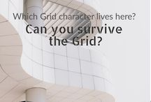 Gridcode6 Higher / This is a place on the GRID. Do you live there? Find out now download our book.