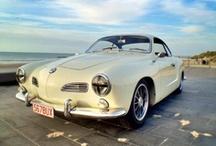 VW Volkswagen Karmann Ghia / Eine Bildersammlung mit VW Karmann Ghia´s
