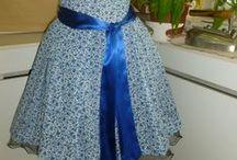 moje živobytí...šití... / fotogenické modely mých zákaznic.. :-)