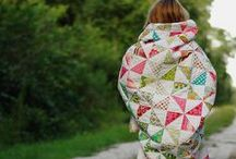 Quilting / Vintage quilts and more / by Melanie Clark