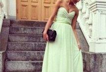 Dresses to look gourges in / Våg å bruke din egen stil