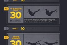 -{ Healthy body }- / Work outs voor een afgetraind lijf! :)