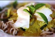 Bacalhau/Codfish / Um dos ingredientes mais usados na cozinha portuguesa