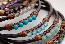 -{ DIY Bracelets }-