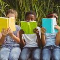 Discover a Book / Reading together is one of the most important things you can do with your children.