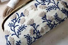 -{ DIY Embroidery }-