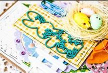 Easter inspirations / From our DT members