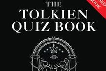 The Tolkien Quiz Book / The only official Tolkien Quiz Book, published by HarperCollins.