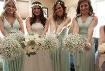 Mint & Gray | Wedding Inspiration