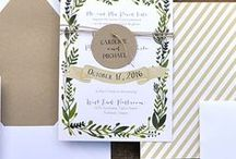 Wedding / Invitation designs