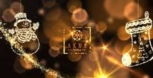 """New Year Celebrate in AKKA HOTELS / Best place to celebrate """"New Year's Eve"""""""