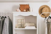 Pretty storage ideas