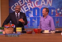 I Love Food / by Steve Harvey