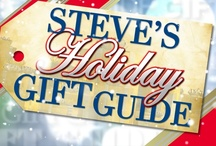 Steve's Holiday Gift Guide / by Steve Harvey