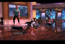 Workouts / by Steve Harvey