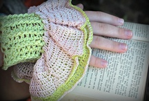 Crochet y tejidos  / by Vivian Wug