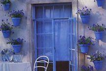 Cantinhos do lado de fora... / by Alessandra Lins