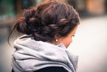 Hair / by Bianca van Zyl
