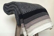 et aussi ... blankets / Blankets by et aussi ... Blanket inspiration