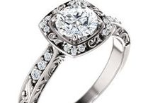 Engagement Rings / Dreamy engagement rings and jewelry. Edmonton, Alberta, Canada