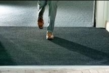 Vista Entrance Matting / Vista Entrance Matting - a new primary area product and part of the Entrance Collection.  A heavy contract product with PVC backing,  Vista is ideal for use in Schools, Colleges, Universities and Commercial situations.  Available in 5 colours