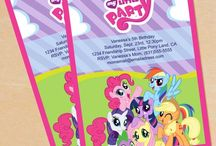 My Little Pony - Friendship is Magic Birthday Party